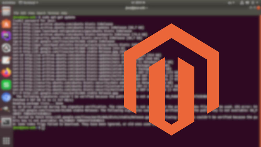 Встановлюємо Magento2 на Ubuntu